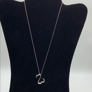 Jewelry - Jane Seymour Open Heart Necklace SS